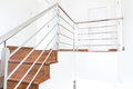 Stair Wood Stock Images - 68131064