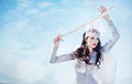 Angel With Sword Royalty Free Stock Images - 68167059