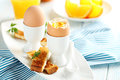 Boiled Egg Stock Photo - 68174560