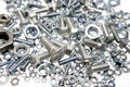 Nuts And Bolts Stock Photography - 6829672