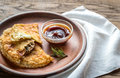 Meat Patties On The Plate Royalty Free Stock Image - 68220126