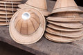 Hat A Components Made Of Asian Palmyra Palm Stock Photo - 68243400