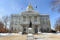 New Hampshire State House, Concord, NH, USA Royalty Free Stock Photos - 68265868