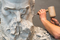 Sculptor Carving. Royalty Free Stock Image - 68282196
