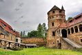Medieval Castle Royalty Free Stock Photography - 68282887