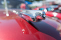 Hood Ornament From Old Car Royalty Free Stock Photo - 68303215
