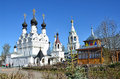 Russia, Holy Trinity Monastery In Murom Stock Photography - 68334402