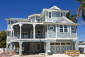 New Beach House Construction Royalty Free Stock Images - 68351379