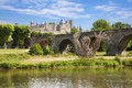 Castle Of Carcassonne Royalty Free Stock Image - 68360736