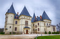 The Andrassy Castle In Tiszadob, Hungary Royalty Free Stock Photography - 68363507