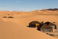 Tents In The Desert Stock Images - 68368004