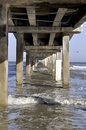 Under The Pier Royalty Free Stock Photography - 68429097