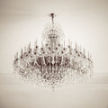 Crystal Chandelier Royalty Free Stock Photos - 68456308
