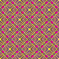 Talavera Oblana Mexican Seamless Pattern Royalty Free Stock Images - 68476959