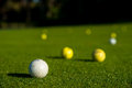 Golf Balls Royalty Free Stock Photography - 68506017