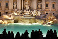 Trevi Fountain (Fontana Di Trevi). Rome, Italy Royalty Free Stock Photos - 68517258
