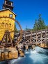 Mine Feature At The Grizzly Peak River Run Stock Photography - 68548172