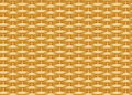 Seamless Braided Background. Wicker Straw. Woven Willow Twigs. Wicker Texture Stock Image - 68557701