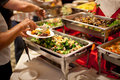 Buffet Eating Stock Photography - 68616452