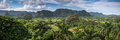 Panoramic View In Vinales Valley , Cuba Royalty Free Stock Photos - 68637588