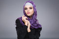 Muslim Woman In Hijab. Royalty Free Stock Images - 68639139