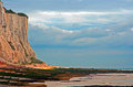 White Cliffs Of Dover Royalty Free Stock Images - 68643299