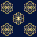 Oriental Seamless Pattern Royalty Free Stock Photography - 68647197