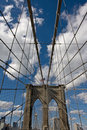 Brooklyn Bridge Royalty Free Stock Images - 6871659