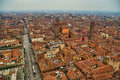 Aerial View Of Bologna Royalty Free Stock Photography - 68750787