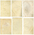 Closed Seamless Image Of A Sheet Of Old Yellowed Paper With Dark Brown Spots, Traces Of Time. Stock Photo - 68802830