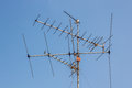 TV Antenna Royalty Free Stock Photo - 68803115