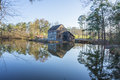 Yates Mill. Royalty Free Stock Images - 68820139