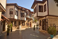 Ottoman Mansions In Kaleici Historic Quarter Of Antalya Stock Images - 68886814