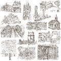 Architecture - Freehand Sketching, Pack Stock Photos - 68897963