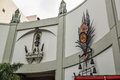 Hollywood Boulevard View Grauman S Chinese Theater On Hollywood Boulevard Royalty Free Stock Photo - 68946605