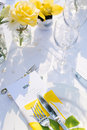 Table Set Up Royalty Free Stock Photos - 68973118