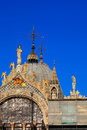 Detail Of St. Mark S Basilica In Venice Stock Photos - 68980313