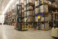 Industrial Warehouse Stock Image - 68994511