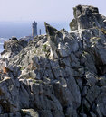 Pointe Du Raz Royalty Free Stock Photo - 695805