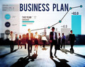 Business Plan Planning Strategy Success Objective Concept Stock Image - 69023801