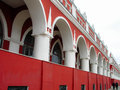 Arcades In The City Of Kaluga In Russia. Stock Photo - 69059250