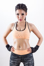 Boxing Woman Royalty Free Stock Images - 69073749