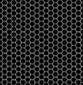 Vector Modern Seamless Geometry Pattern Hexagon, Black And White Abstract Stock Images - 69080054