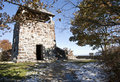 Stone Observation Tower Royalty Free Stock Image - 6919906