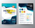 Abstract Low Polygon Triangle Shape Poster Brochure Flyer Design Stock Image - 69128161