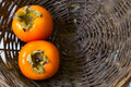 Persimmons Stock Photo - 69149950