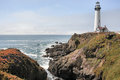 Pigeon Point Lighthouse, Pescadero, California Stock Image - 69186741