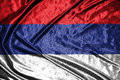 Serbia Flag.flag On Background Royalty Free Stock Photo - 69196055