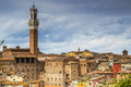 Architecture Of Sienna City, Italy Stock Image - 69221221