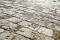 Stone Paved Road Royalty Free Stock Photo - 69245775